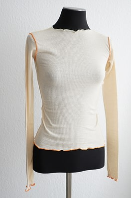 Baserange Vein Long Sleeve- chic edition