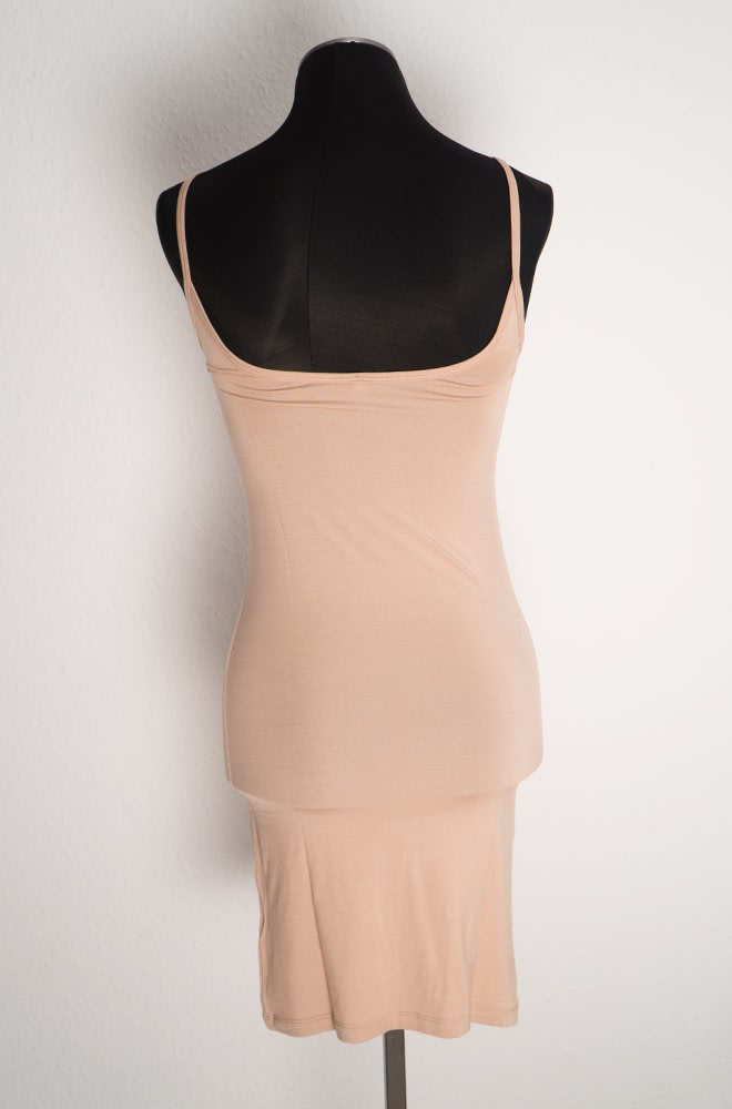 BASERANGE Slip Dress - Bamboo Jersey | chic edition