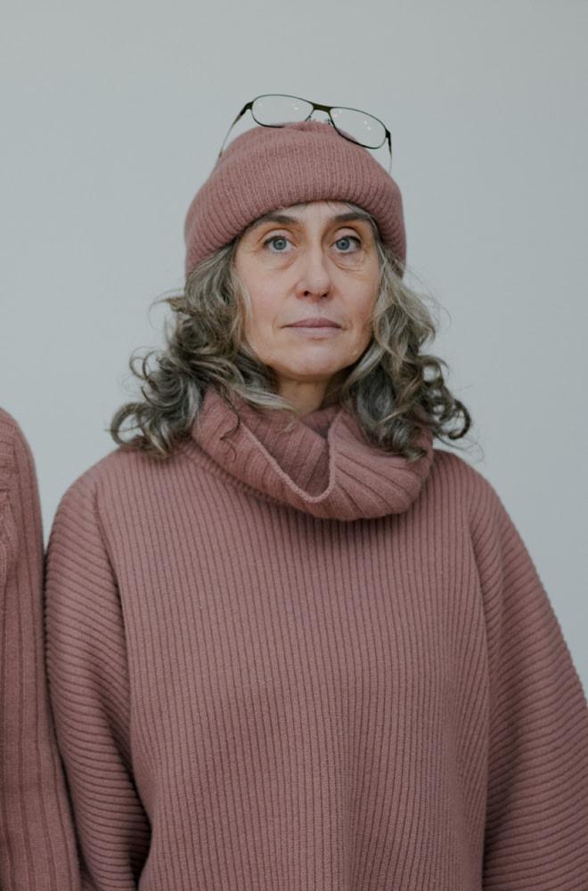 BASERANGE Kai Sweater - Merinos Wool Rib | chic edition