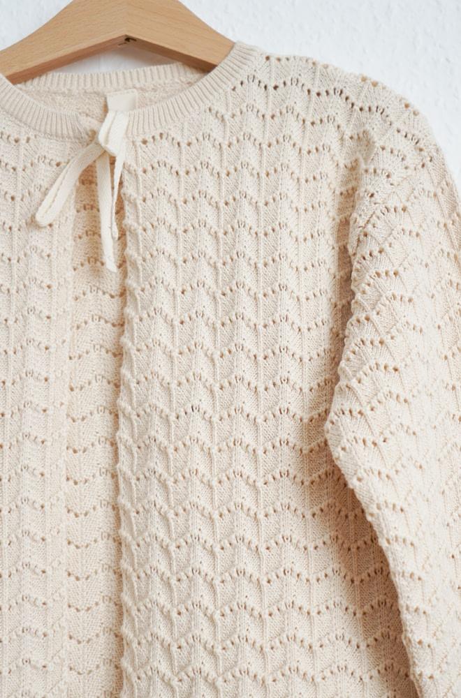 LiiLU Doro Knit Jacket   chic edition