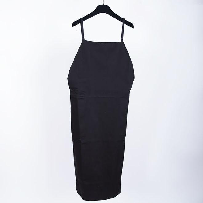BASERANGE Overall Dress - Canvas   chic edition