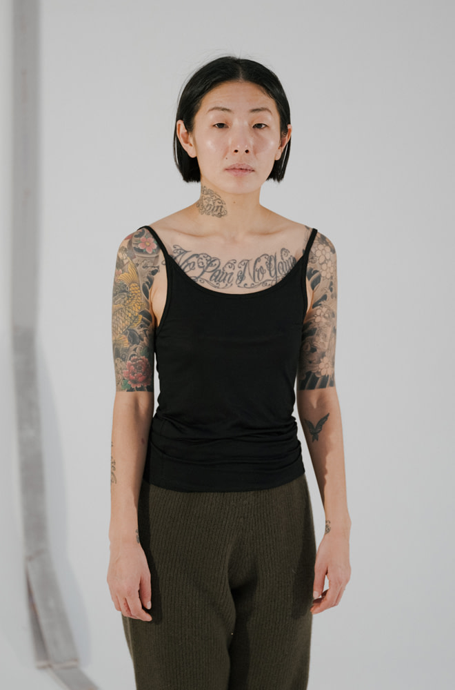 Tank Top - Bamboo Jersey | chic edition