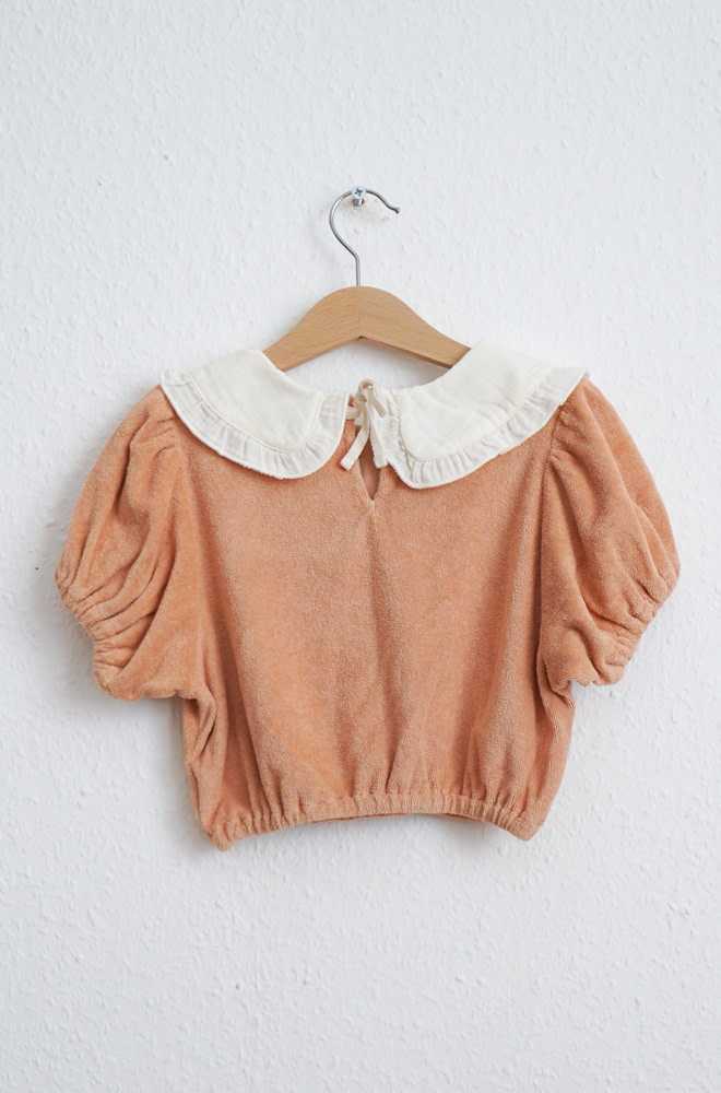 Terry Blouse   chic edition