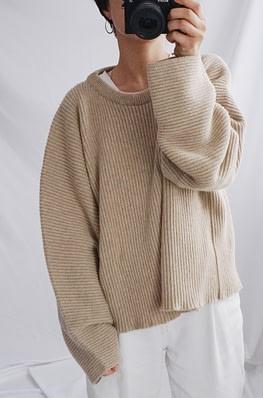Baserange ベースレンジ Kai Sweater