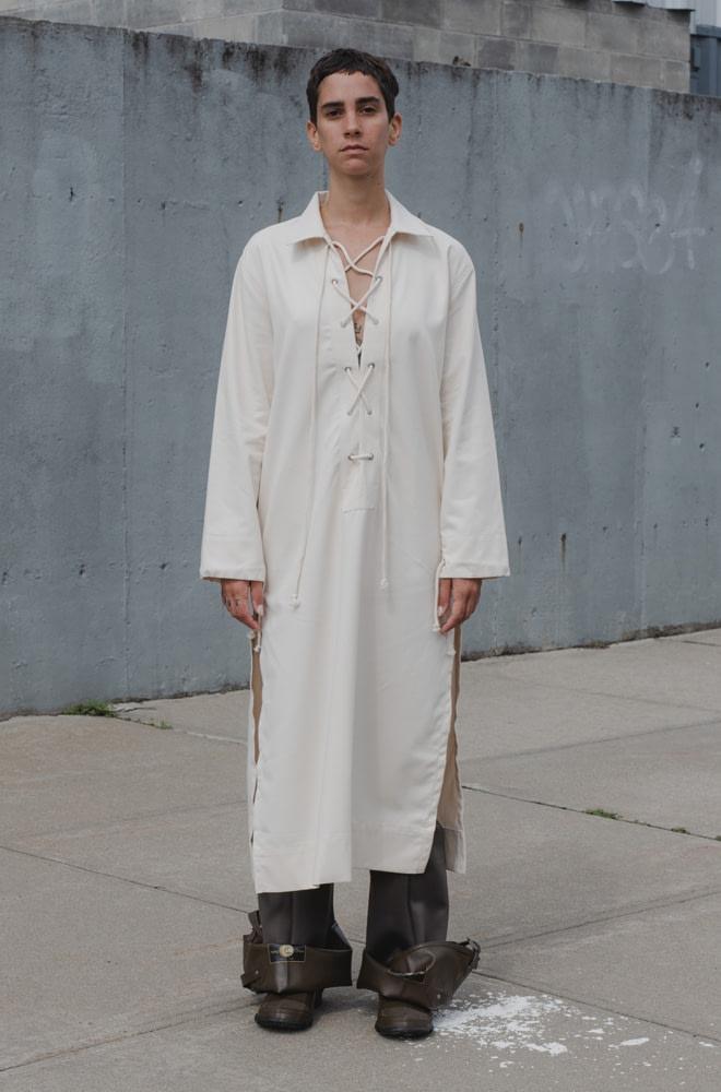 BASERANGE Bayou Dress   chic edition