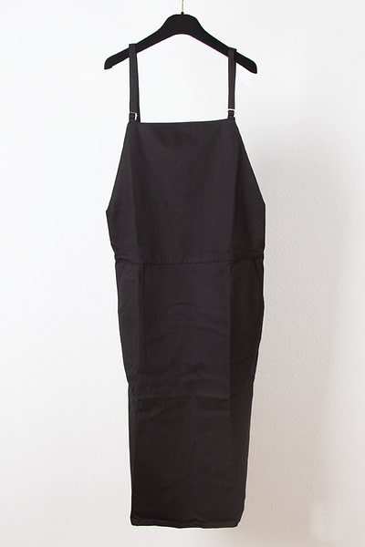 Overall Dress - Canvas-0