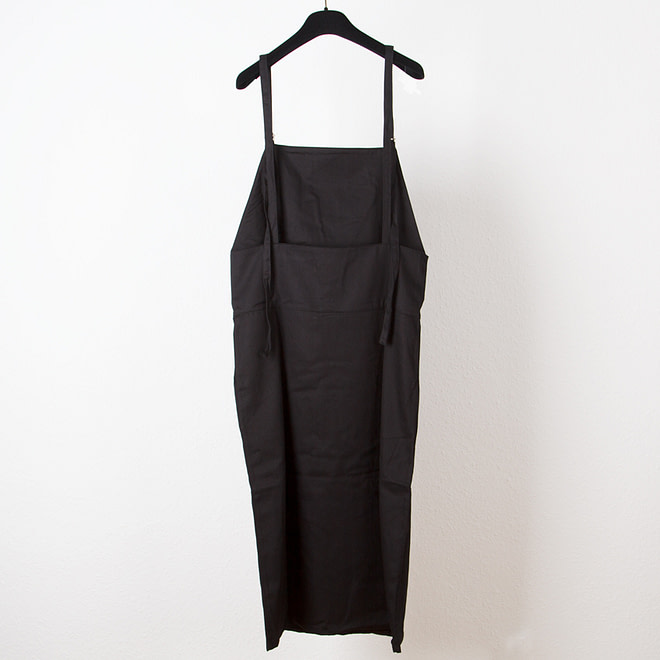 Overall Dress - Canvas-4194