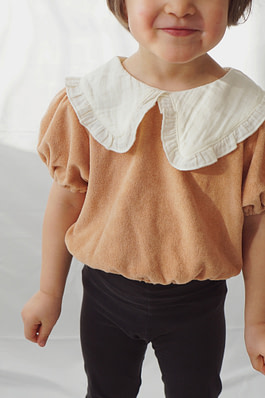 LiiLU Terry Blouse