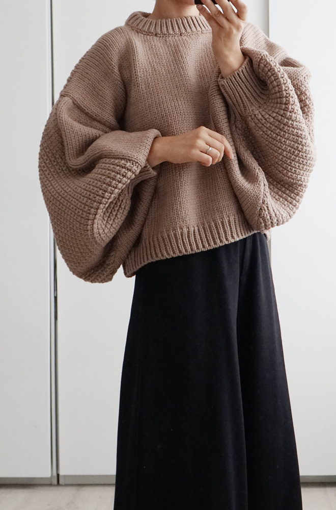 Mr Mittens Jackie Light Wool | chic edition