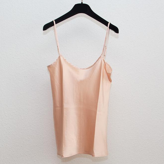 Dydine Strap Top - Silk-0
