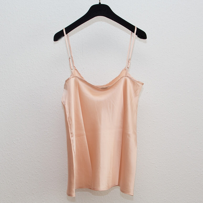 Dydine Strap Top - Silk-5046